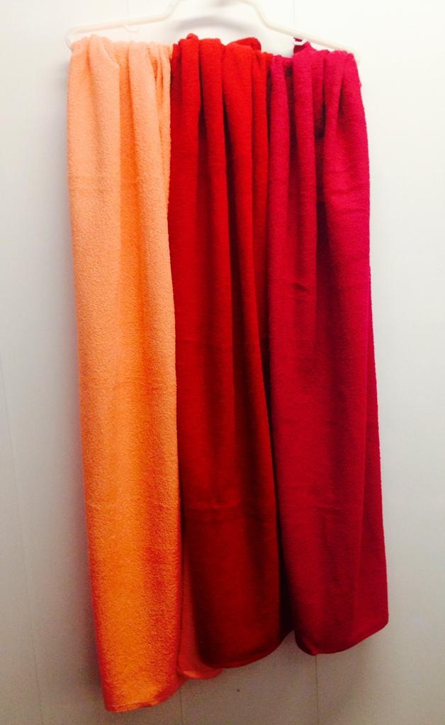 Махровые полотенца 50*100см