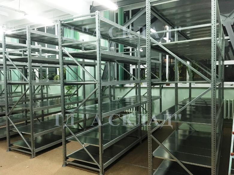 Архивные стеллаж металлический сборно-разборные