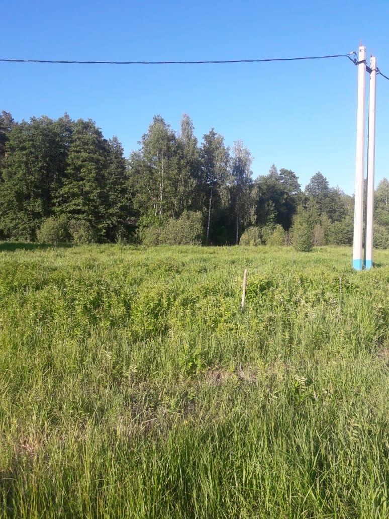 Участок в Литвинова Раменского района