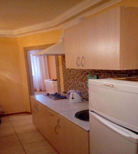 Уютная, солнечная квартира- студия в пешей доступности от 2 х метро Комендантски